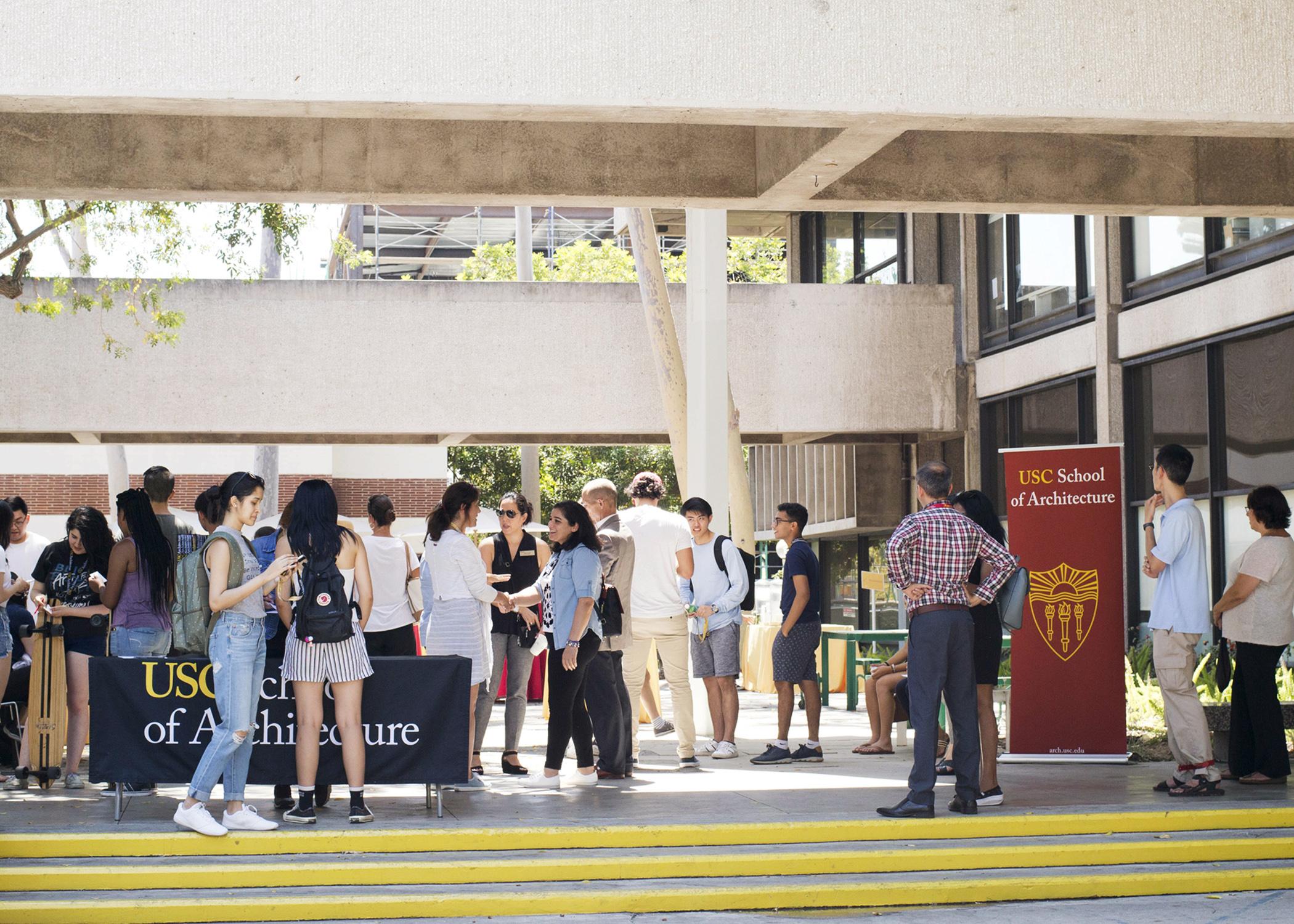 Discover USC: Prospective Undergraduate Open House
