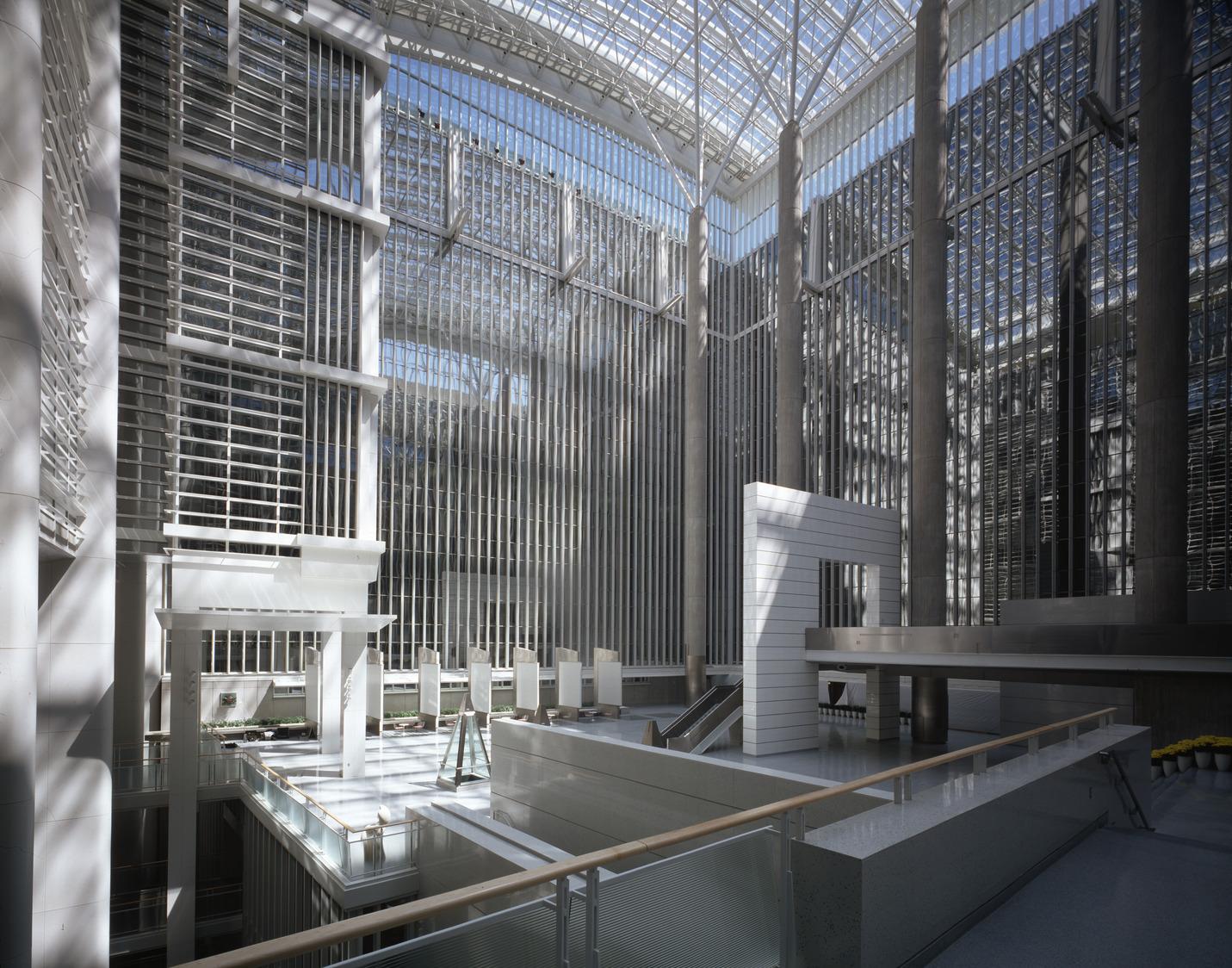 The World Bank Atrium, Washington, D.C.