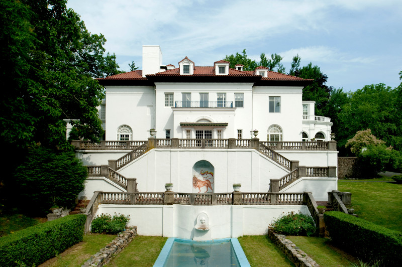 Villa Lewaro, the estate of Madam C. J. Walker in Irvington, New York