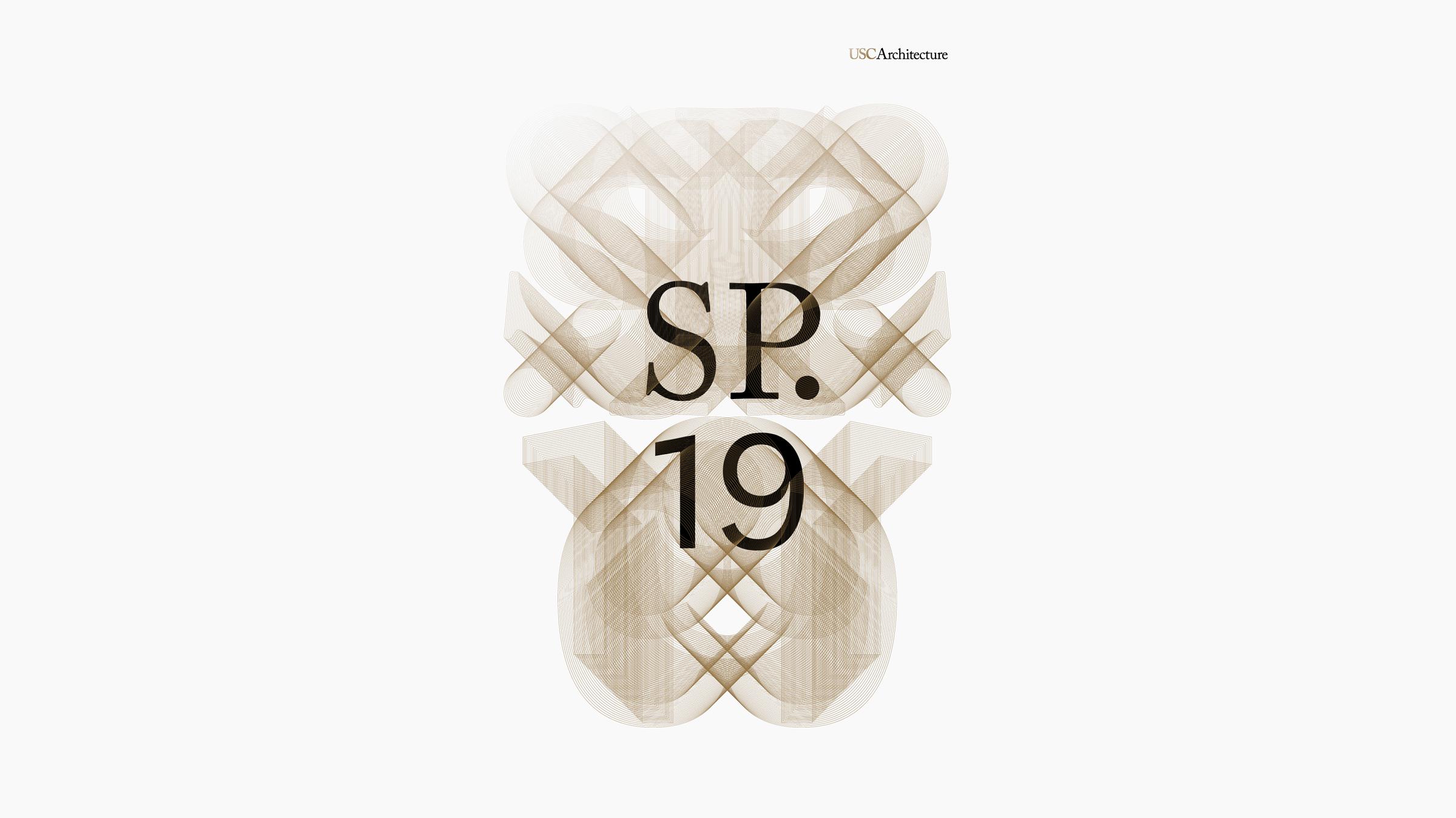 USC Architecture Unveils Spring 2019 Public Lectures & Events Program
