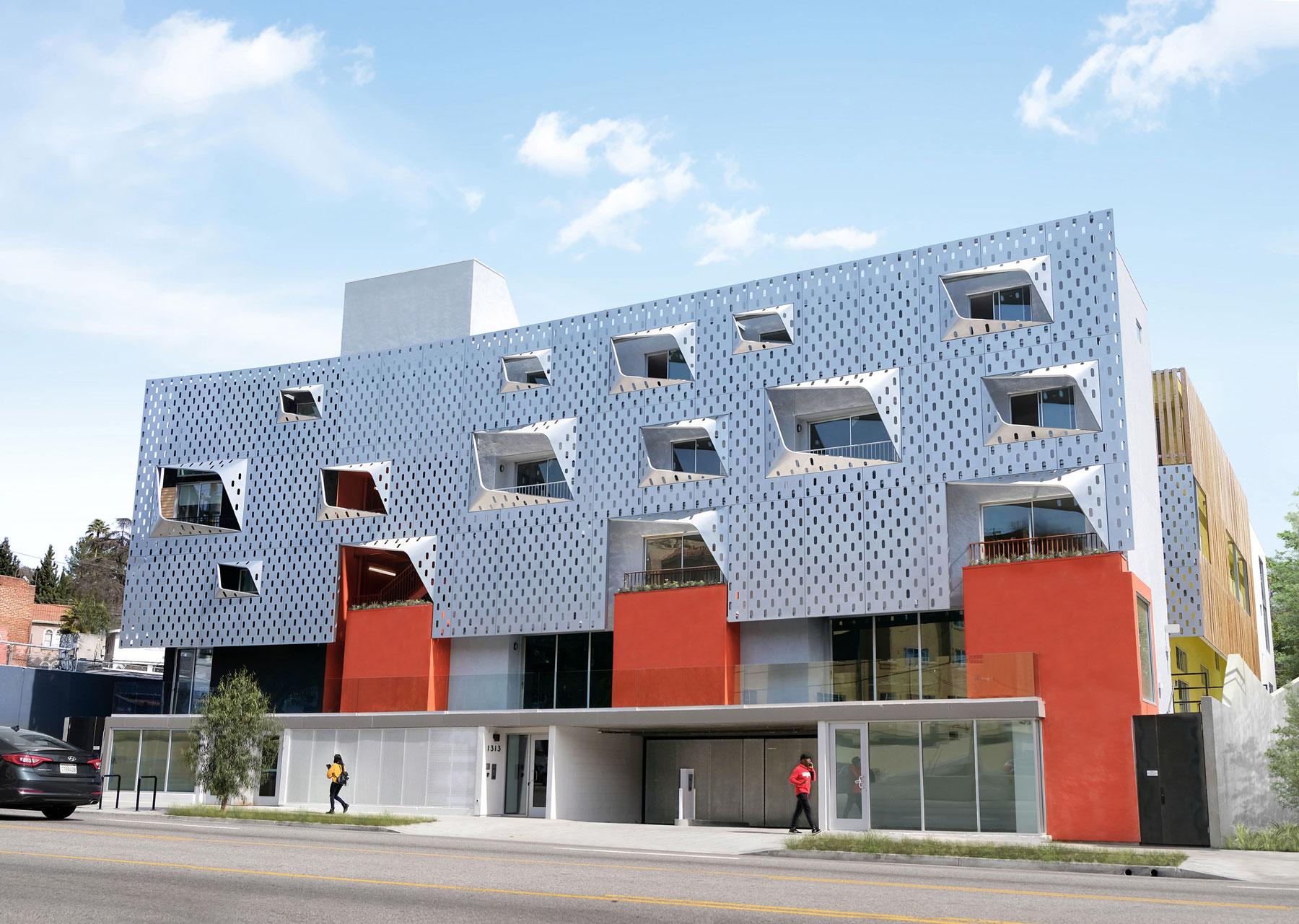 Elysian Fields, Warren Techentin Architecture