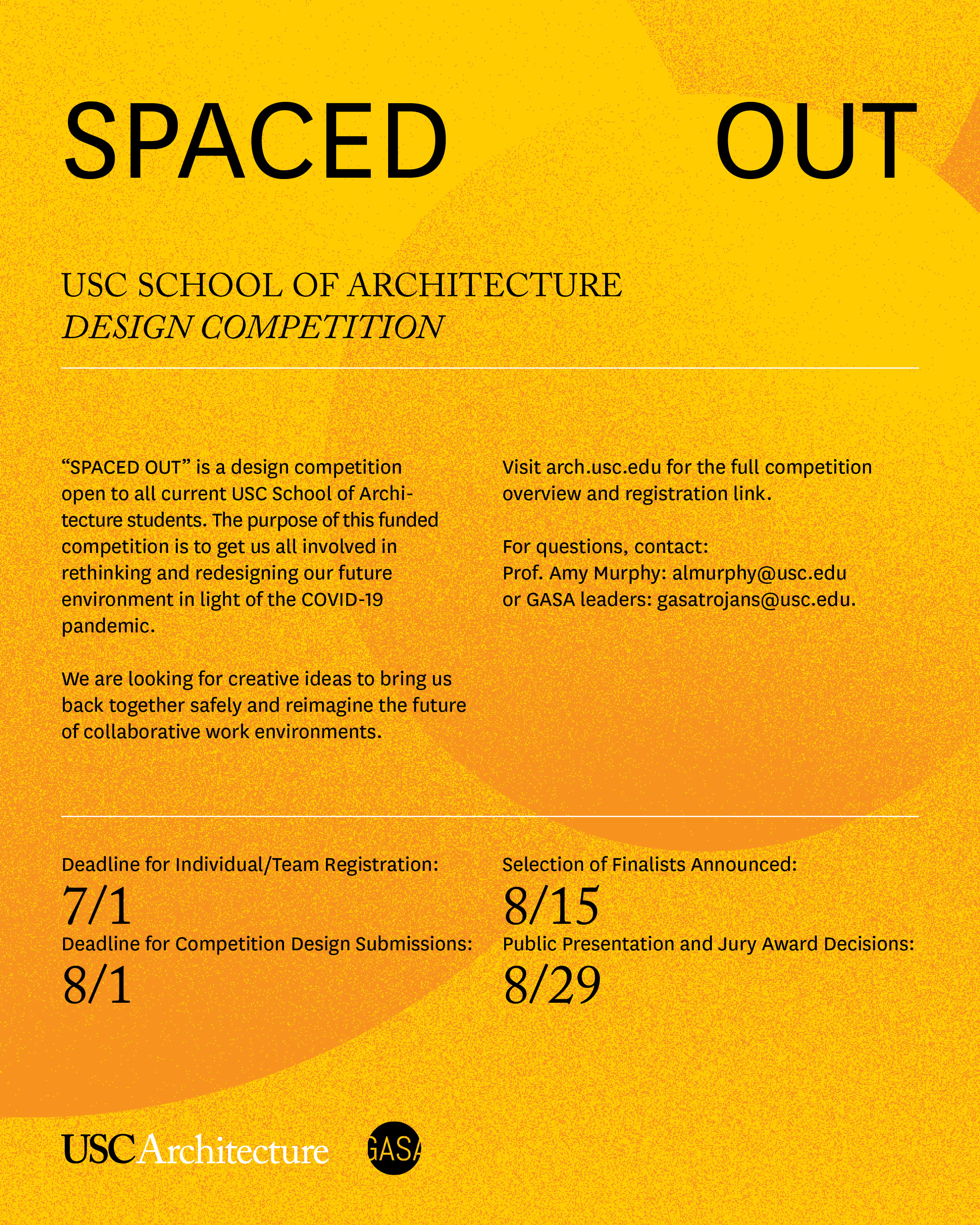 """SPACED OUT: DESIGNING OUR NEW COMMUNITY"""