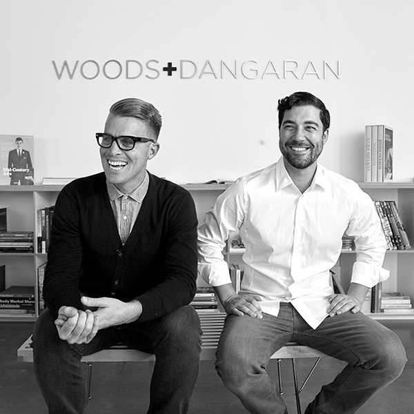 Brett Woods (B.Arch, '06) and Joseph Dangaran (B.Arch, '06)
