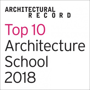 USC Architecture Ranked in DesignIntelligence's 2018 Top Ten Architecture Schools