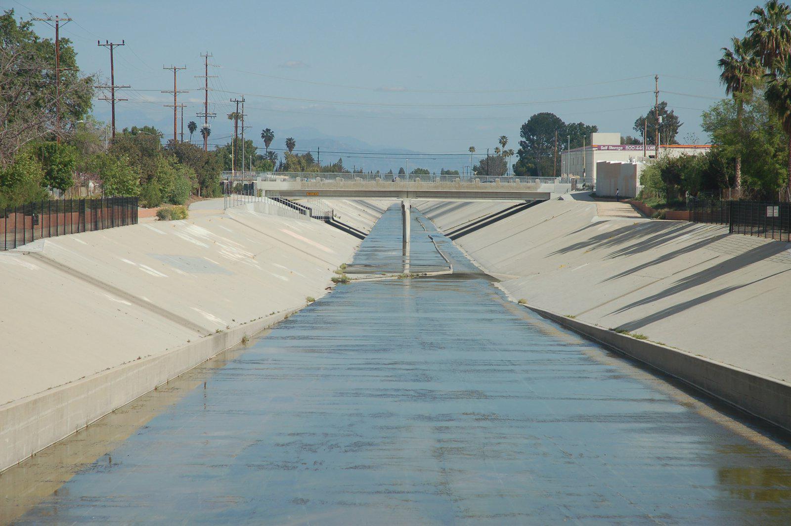 Los Angeles River. Photo by Vittoria Di Palma