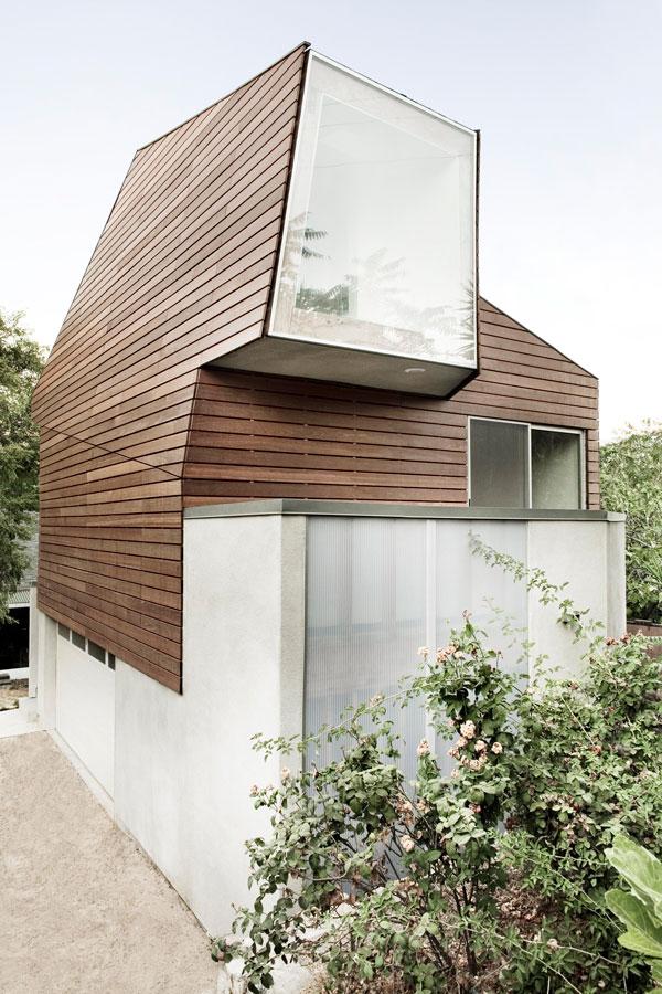 Montrose Duplex, Warren Techentin Architecture
