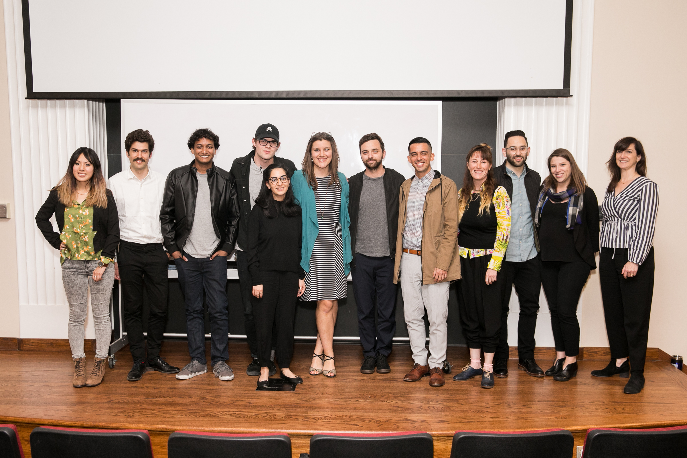 Generation Next highlighted the independent design work of recent USC Architecture alumni.