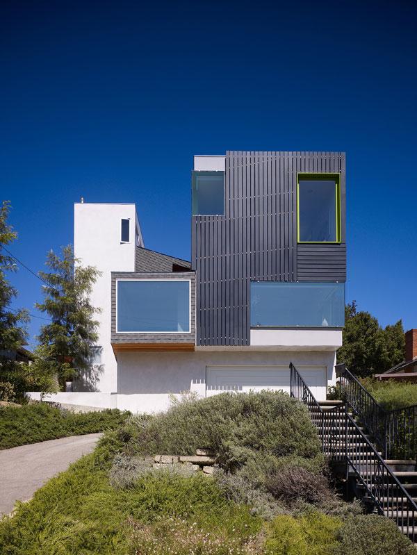 Los Feliz Residence, Warren Techentin Architecture