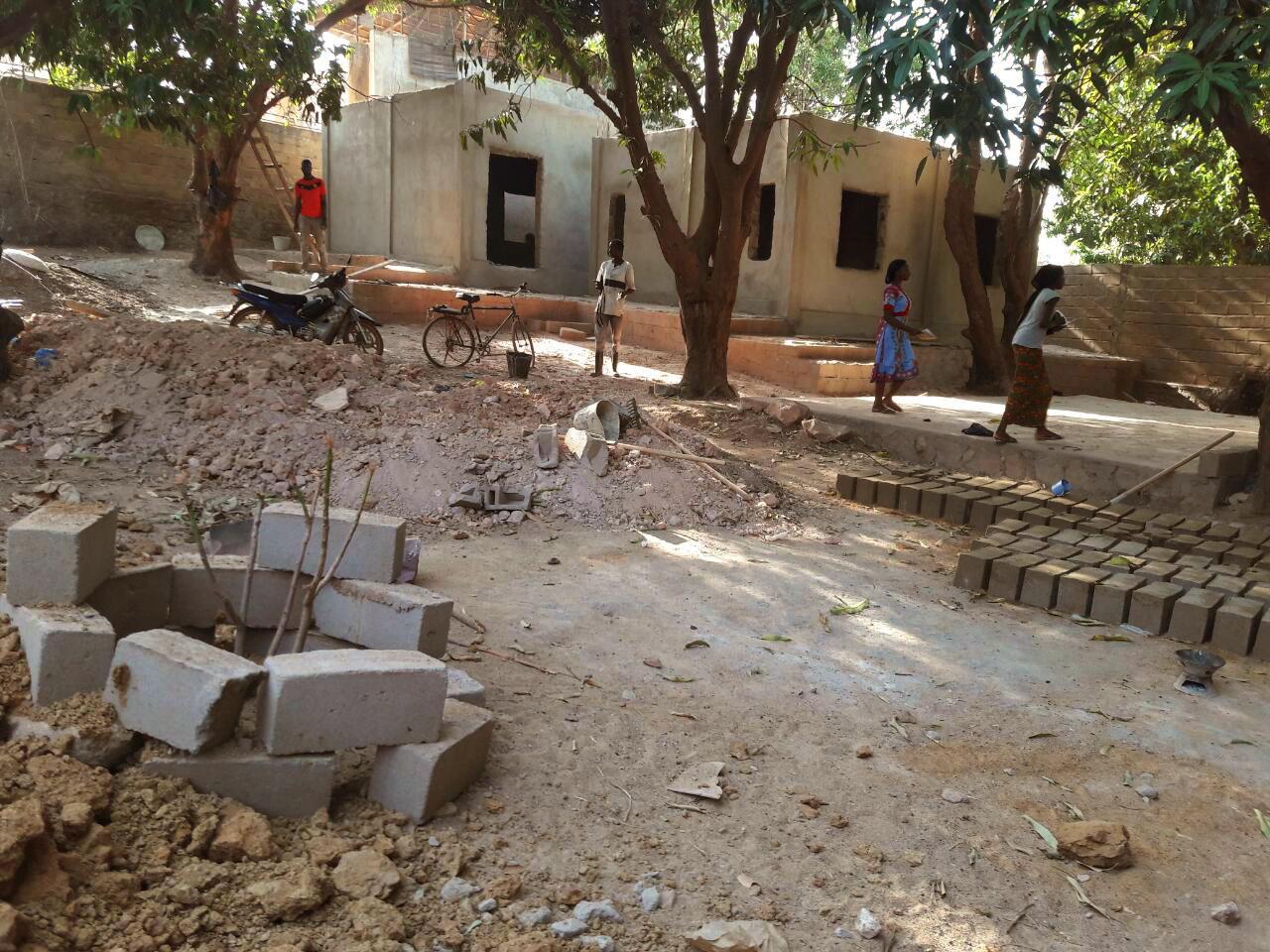Tutoring Center, Bamako, Mali