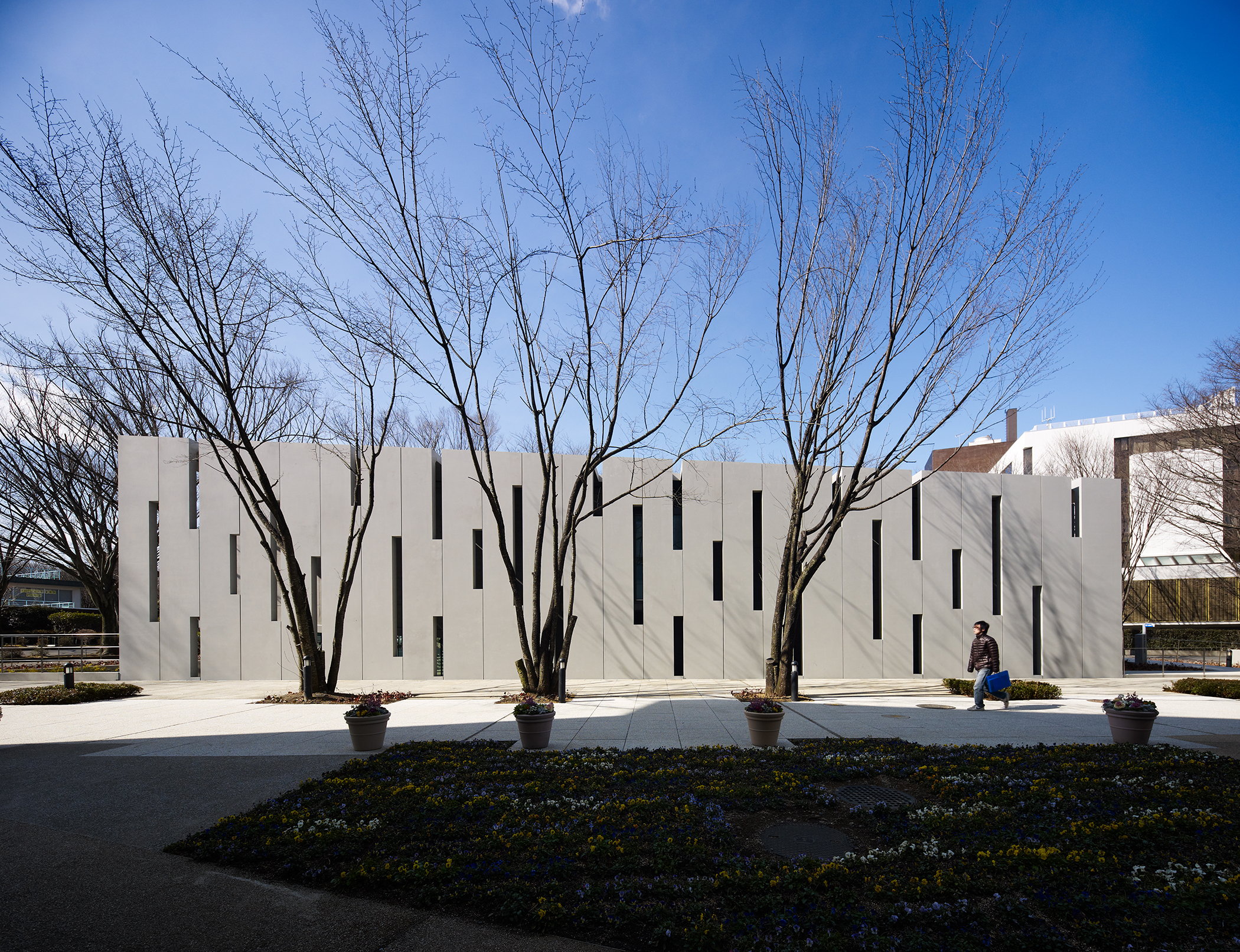 Mizuta Museum of Art, Japan / studioSUMO