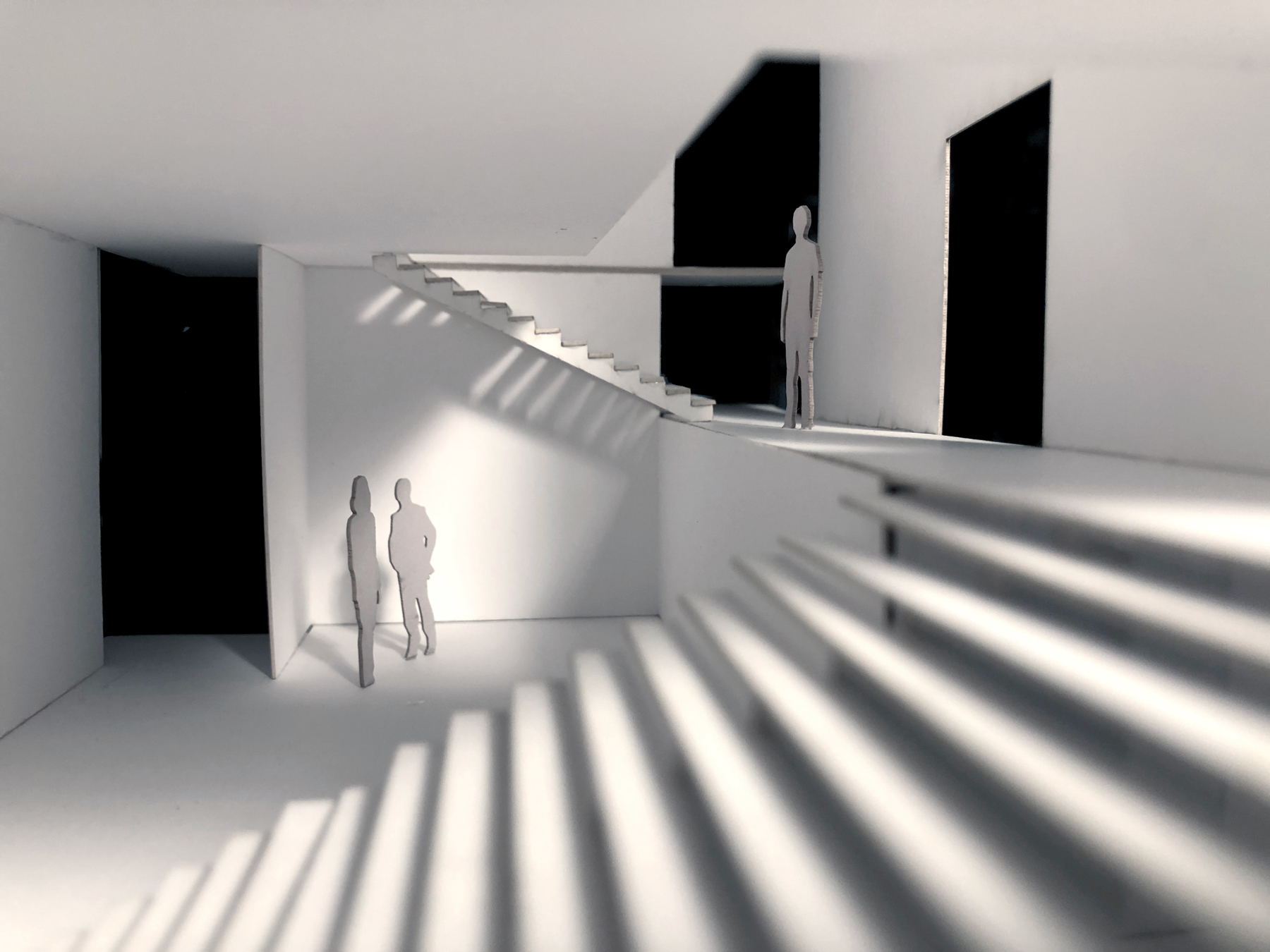 Scale, Occupancy, Movement - Tara Akdora