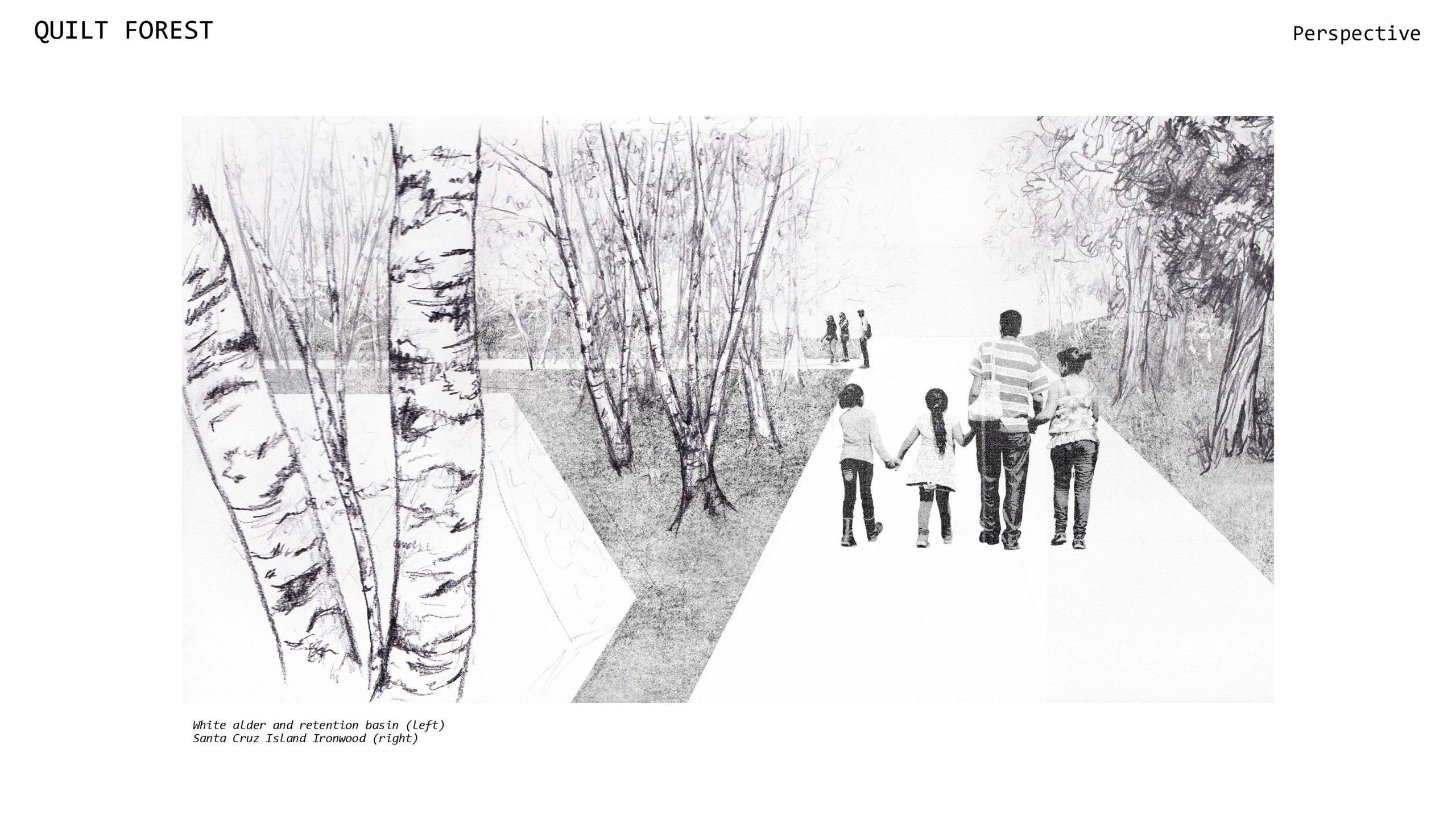 Quilt Forest - Andrea Binz, MLA+3 '22