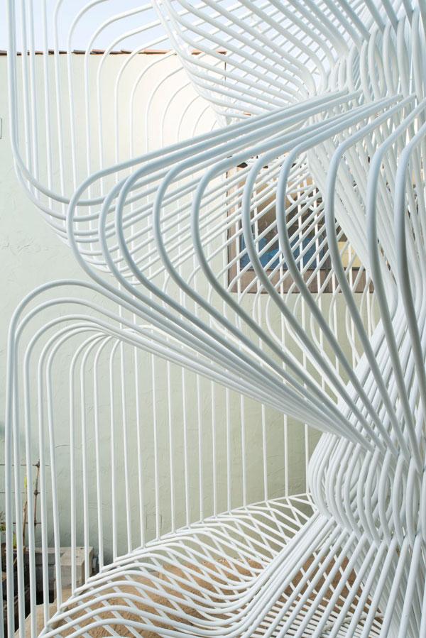 La Cage aux Folles, Warren Techentin Architecture