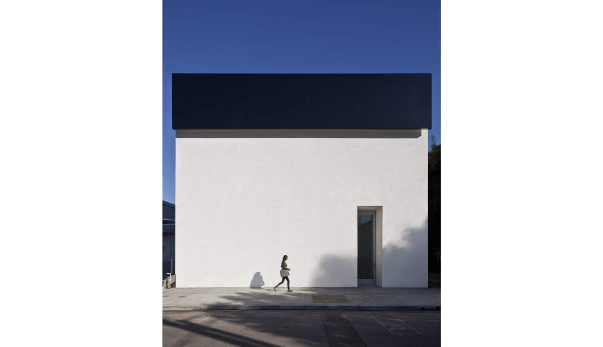 Matthew Marks Gallery, 1062 North Orange Grove, West Hollywood CA (2010-2012) © Joshua White 2019