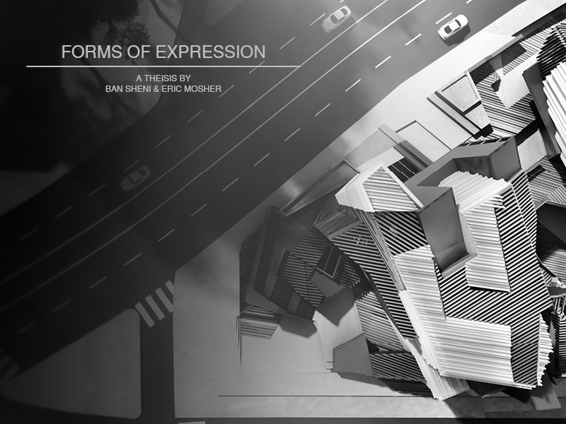 Forms of Expression Ban Sheni and Eric Mosher