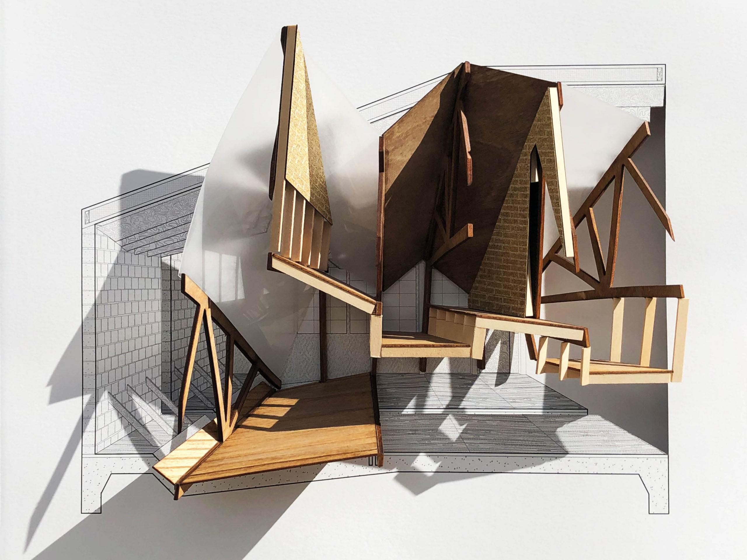 Bridging Gaps - Jose Botello-Herrera, B.Arch '23
