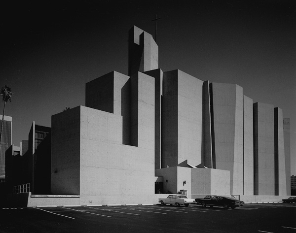 St. Basil Catholic Church, 1969, A.C. Martin & Associates
