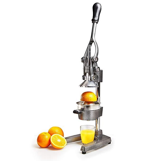 Exprimidor de fruta de palanca profesional