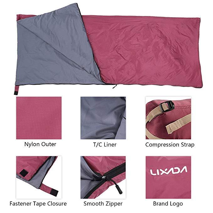 Saco de Dormir Ultraligero Compresible