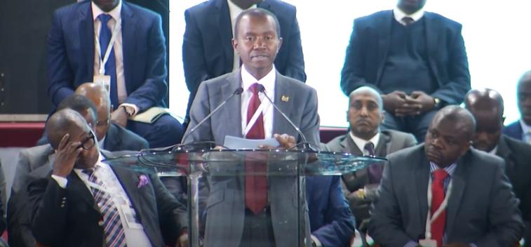 Kenyan Cabinet Secretary for ICT, Innovation and Youth Affairs recognizes Damu Sasa