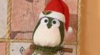Corujinhas de Natal