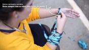 Já experimentou tricô de mão?