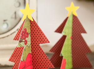 Miniárvore de Natal de mesa