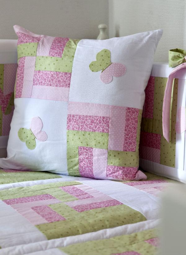 Almofada de patchwork 2