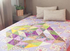 Colcha de patchwork 5