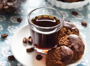 Cookies de café