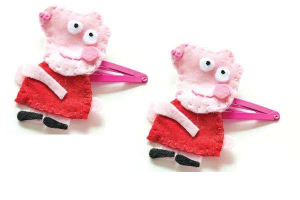 Fivela Peppa Pig