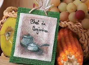 Lembrancinha para chá de cozinha