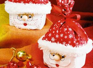 Reciclagem para o Natal 2