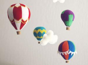 Móbile de balão 2