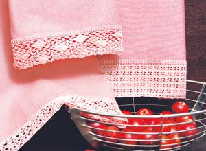 Diversas barras para o seu pano de prato