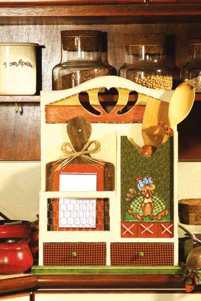 Découpage Country