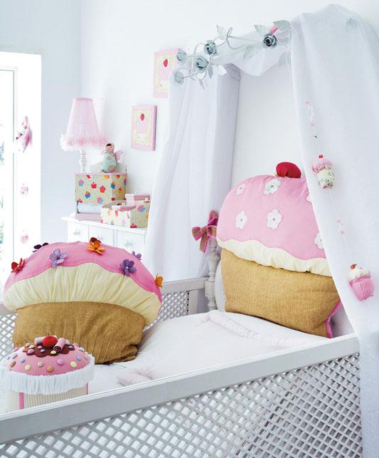 Decore com cupcakes