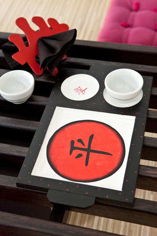 Bandeja japonesa