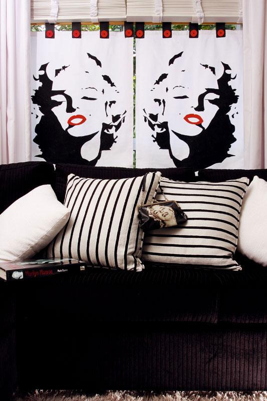 Cortina de Marilyn Monroe