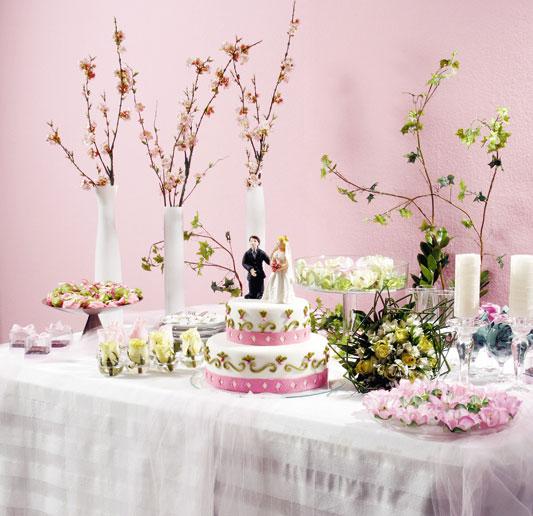 Faça você mesma a sua Festa de Casamento