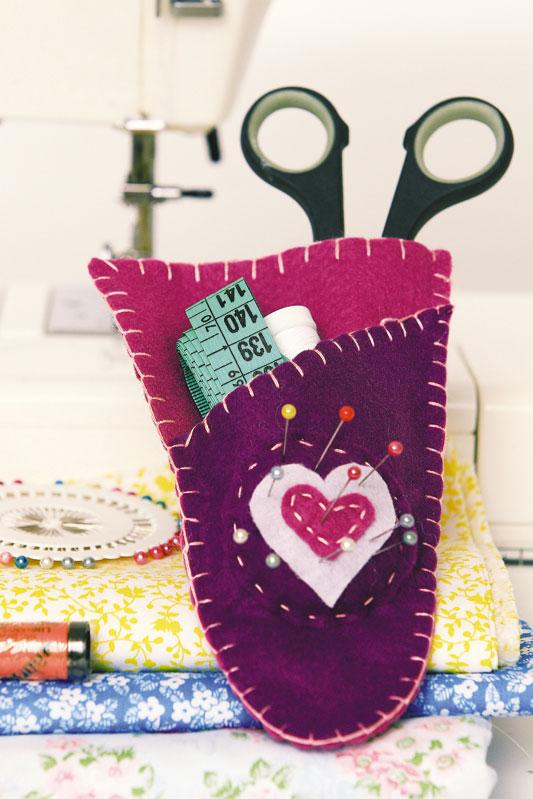 Kit de costura de feltro