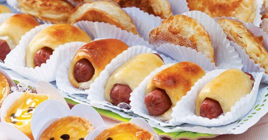 Mini-hot dog