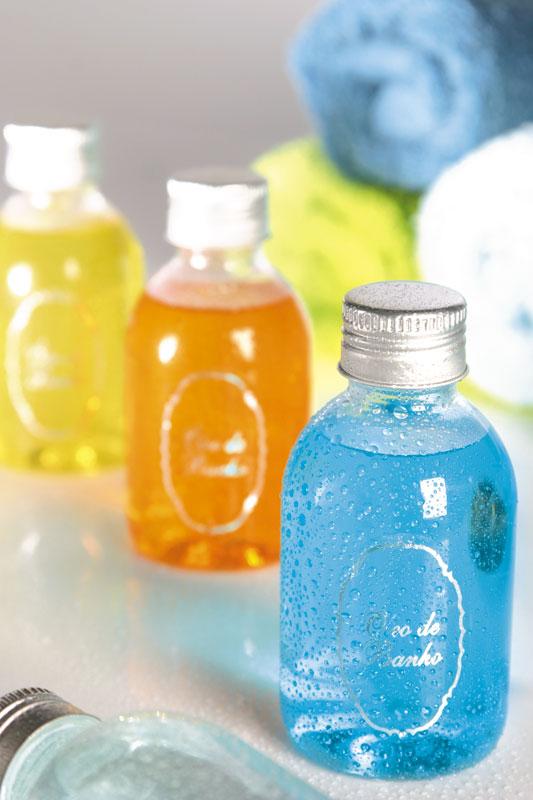 Óleo para banho e massagem