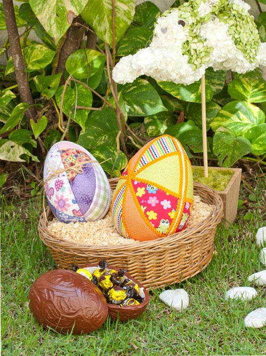 Ovos de Páscoa para decorar