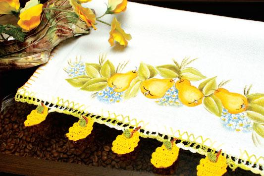 Frutinhas no barrado