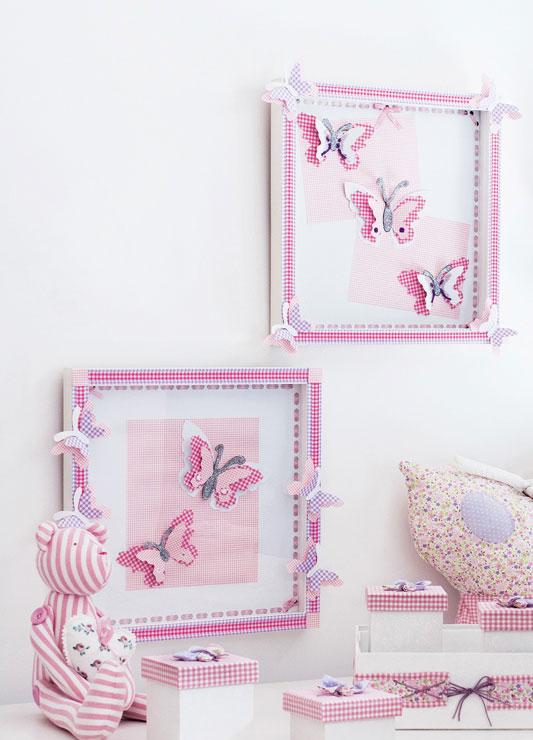 Dicas para decorar com borboletas