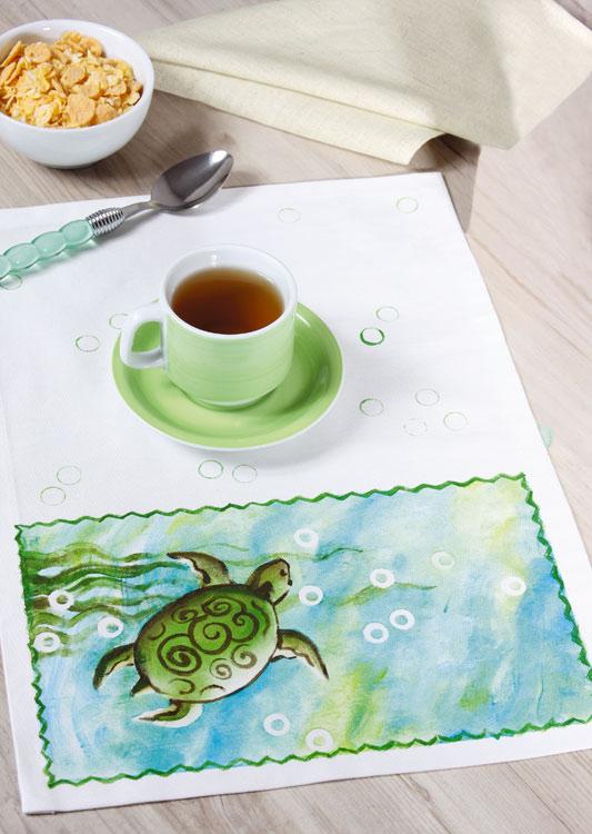 Pintura de tartaruga