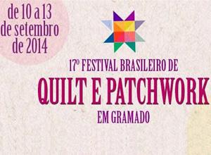 17º Festival Brasileiro de Quilt e Patchwork