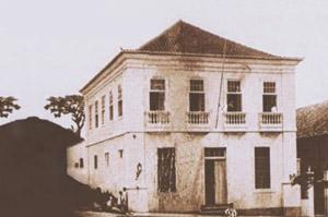 Casa da Cultura de São José (SC) inicia retorno para edifício original