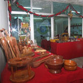 Loja de artesanatos feitos por detentos é reinaugurada em Maceió (AL)